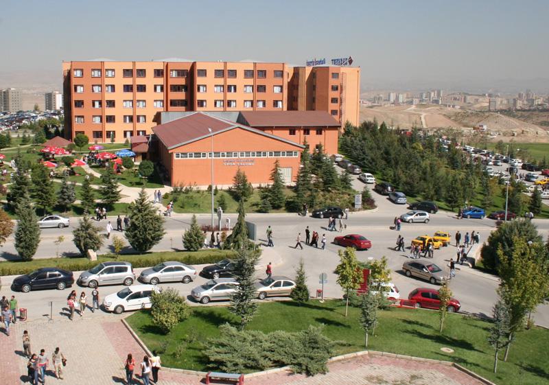 Baskent University Campus