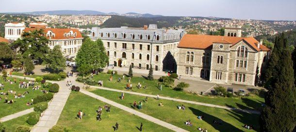 Bogazici University Campus
