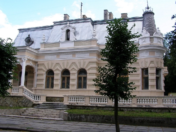 Drohobych State Pedagogical University of Ivan Franko - DSPU Campus