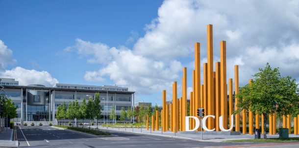Dublin City University campus