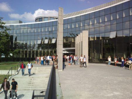 EDHEC Business School Campus