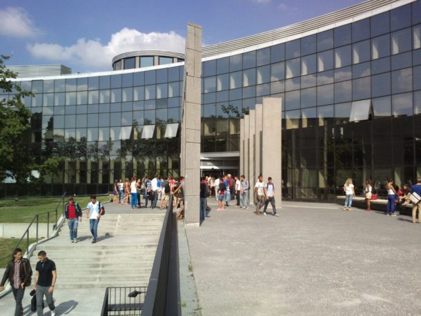 EDHEC's campus