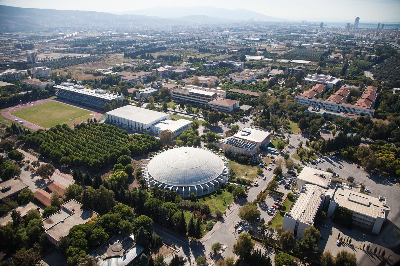 Ege University Campus