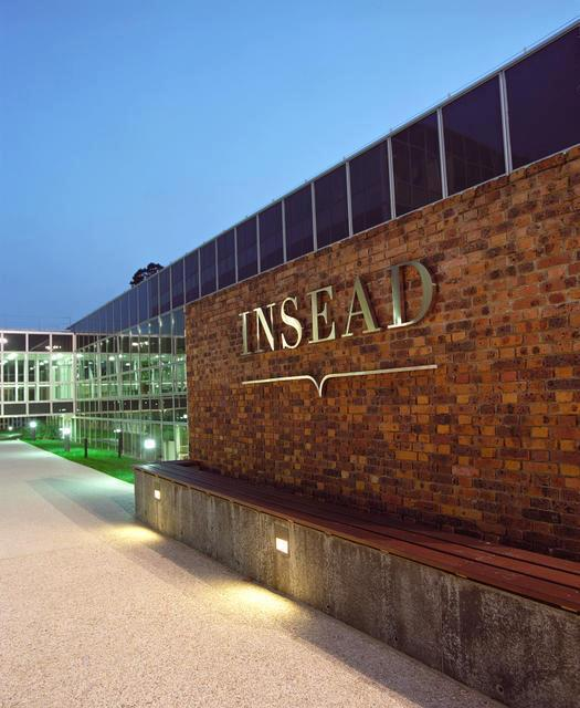 INSEAD Business School Campus