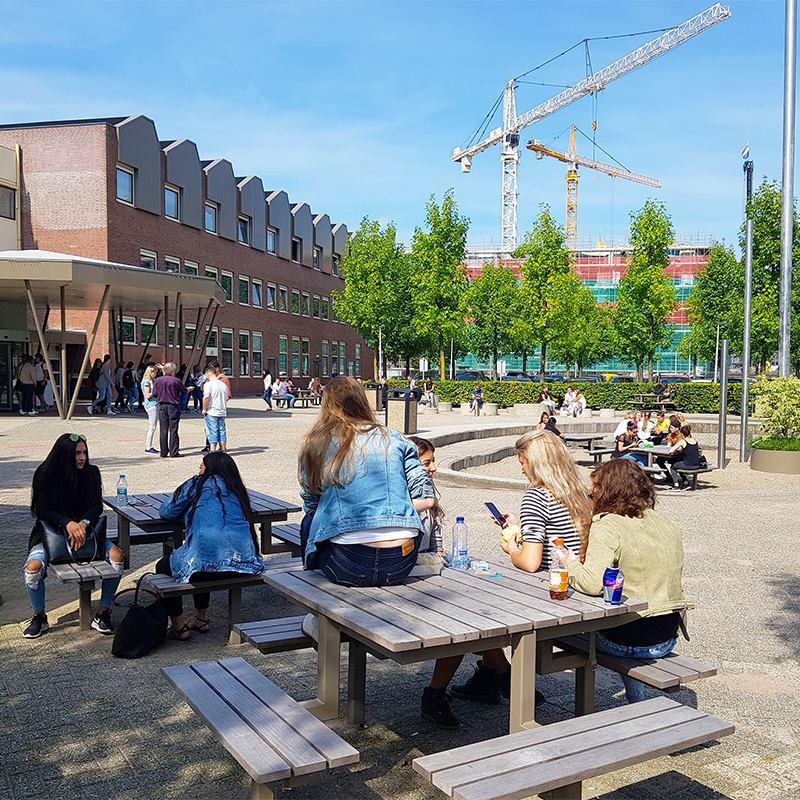 Inholland University of Applied Sciences Campus