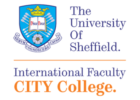 International Faculty, CITY College University of Sheffield logo