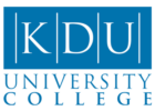 KDU University College - KDU logo