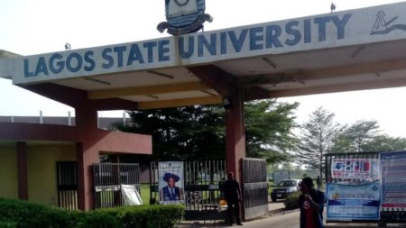 Lagos State University - LASU Campus