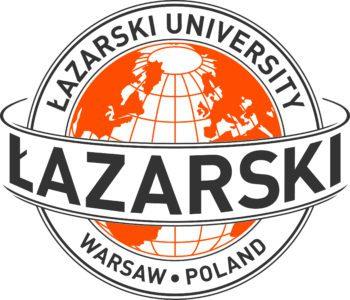 Lazarski University logo