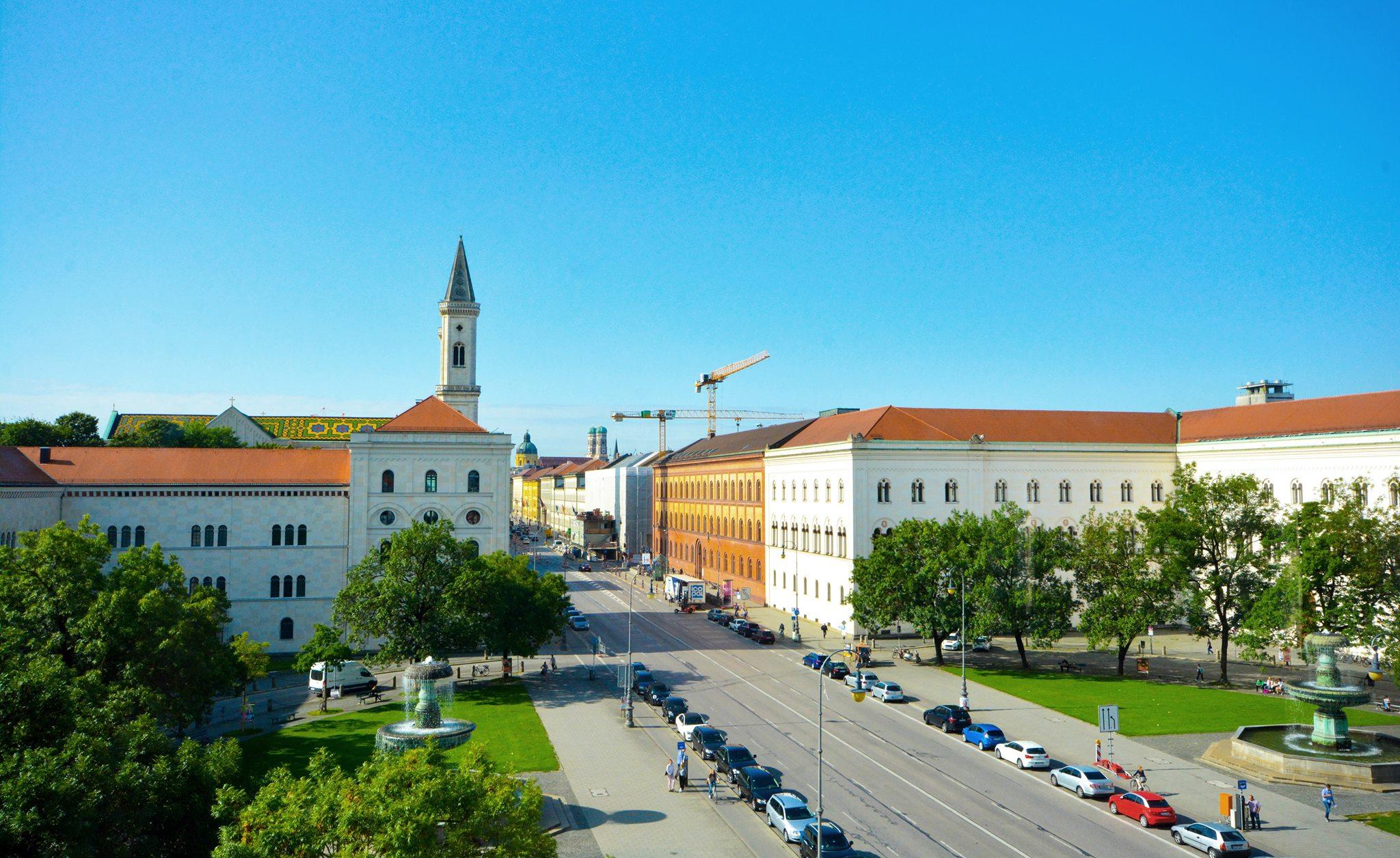 Ludwig Maximilian University of Munich – LMU Campus