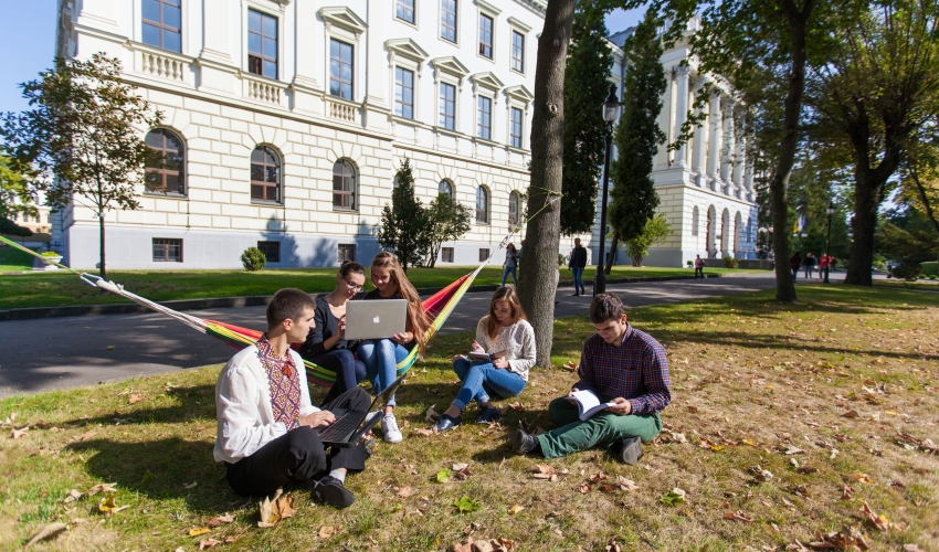 Lviv Polytechnic National University – LPNU Campus