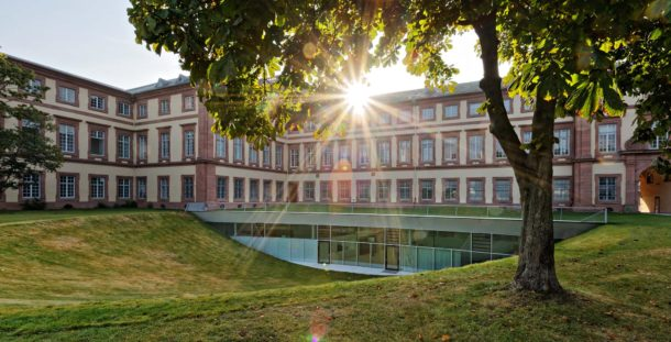University of Mannheim Campus