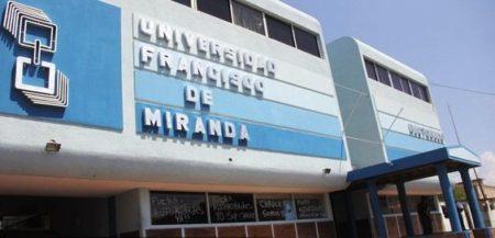 National University Experimental Francisco de Miranda - UNEFM Campus
