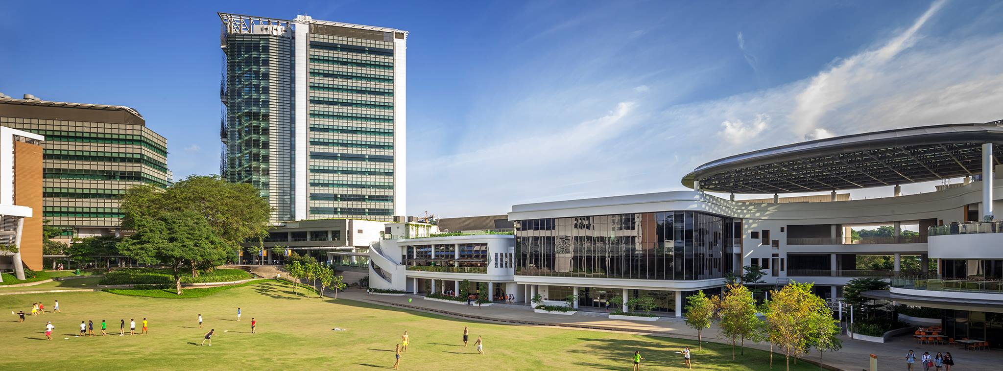 National University of Singapore – NUS Campus