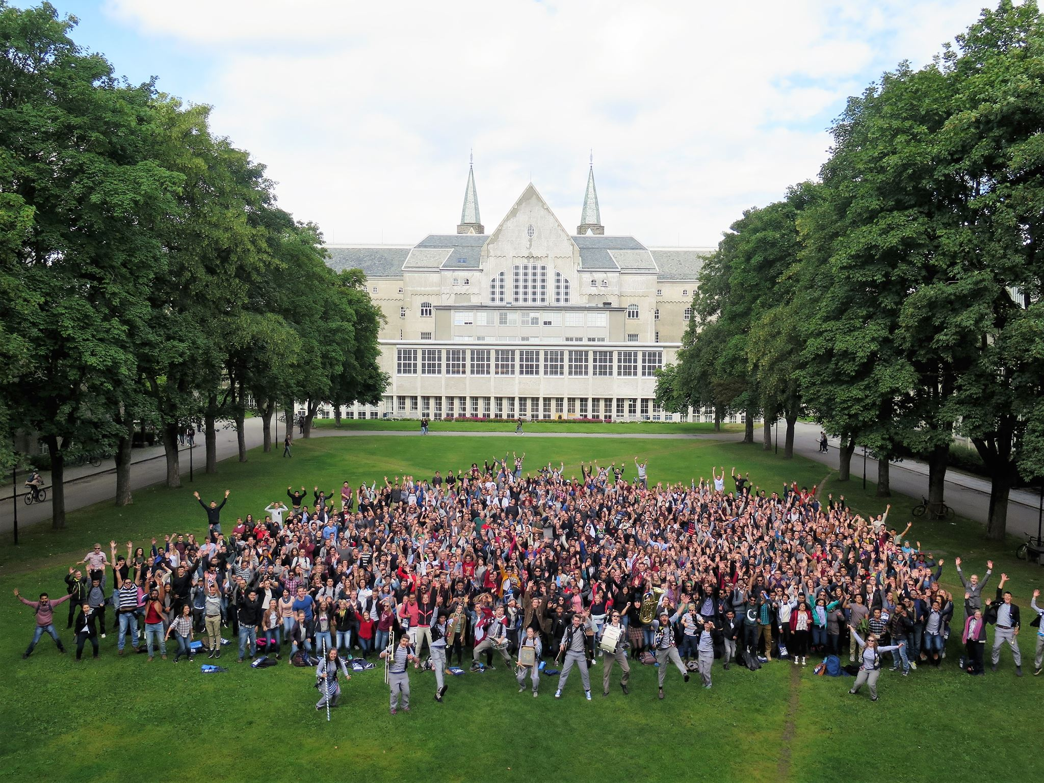 Norwegian University of Science and Technology - NTNU Campus