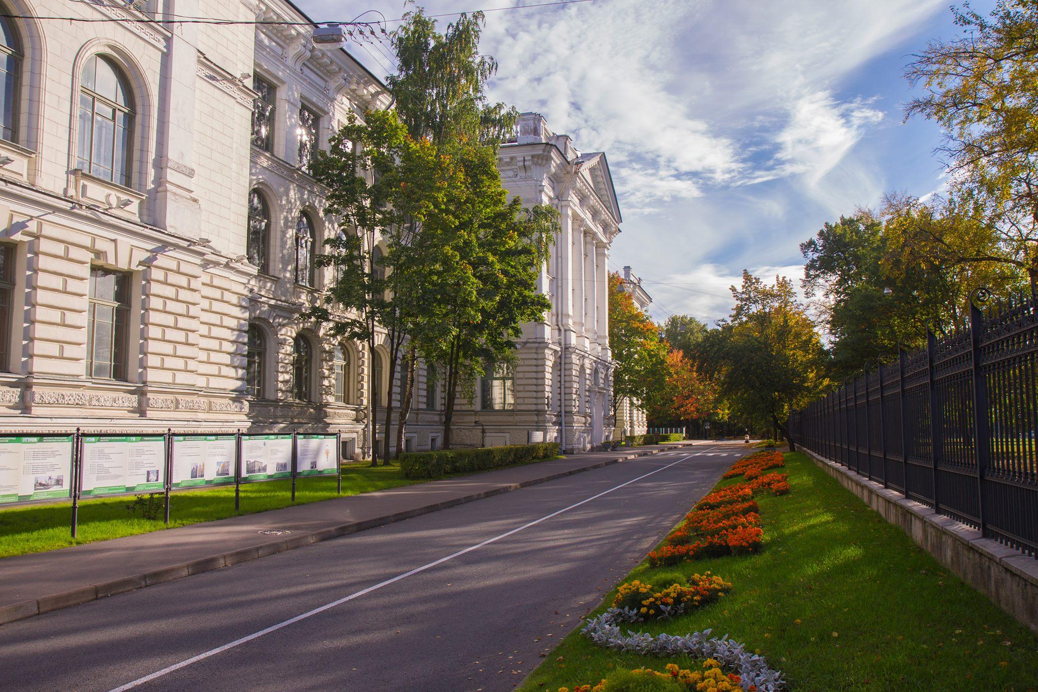 Peter the Great St. Petersburg Polytechnic University – SPbPU Campus