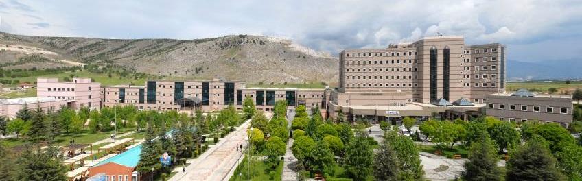 Akdeniz University Campus