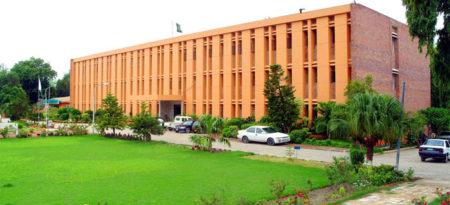 Sindh Agriculture University - SAU Campus