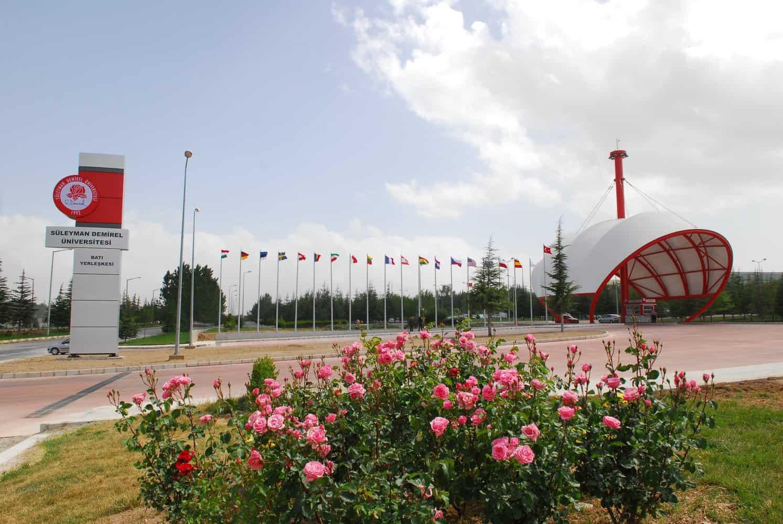 Süleyman Demirel University - SDU Campus