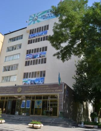 Tashkent State Institute of Oriental Studies - TDSHI Campus