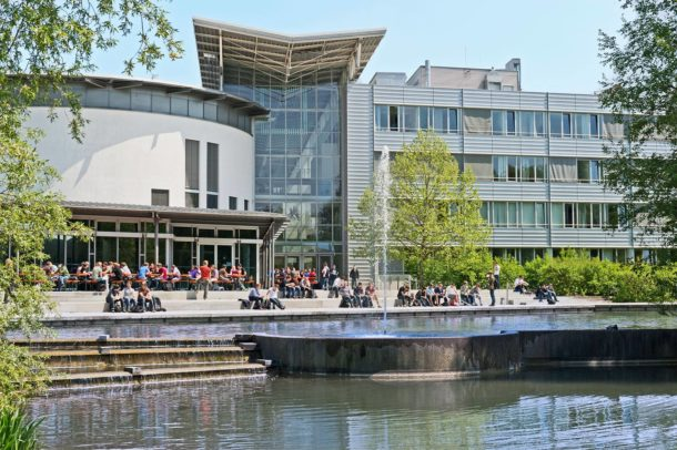 Technical University of Munich – TUM - campus