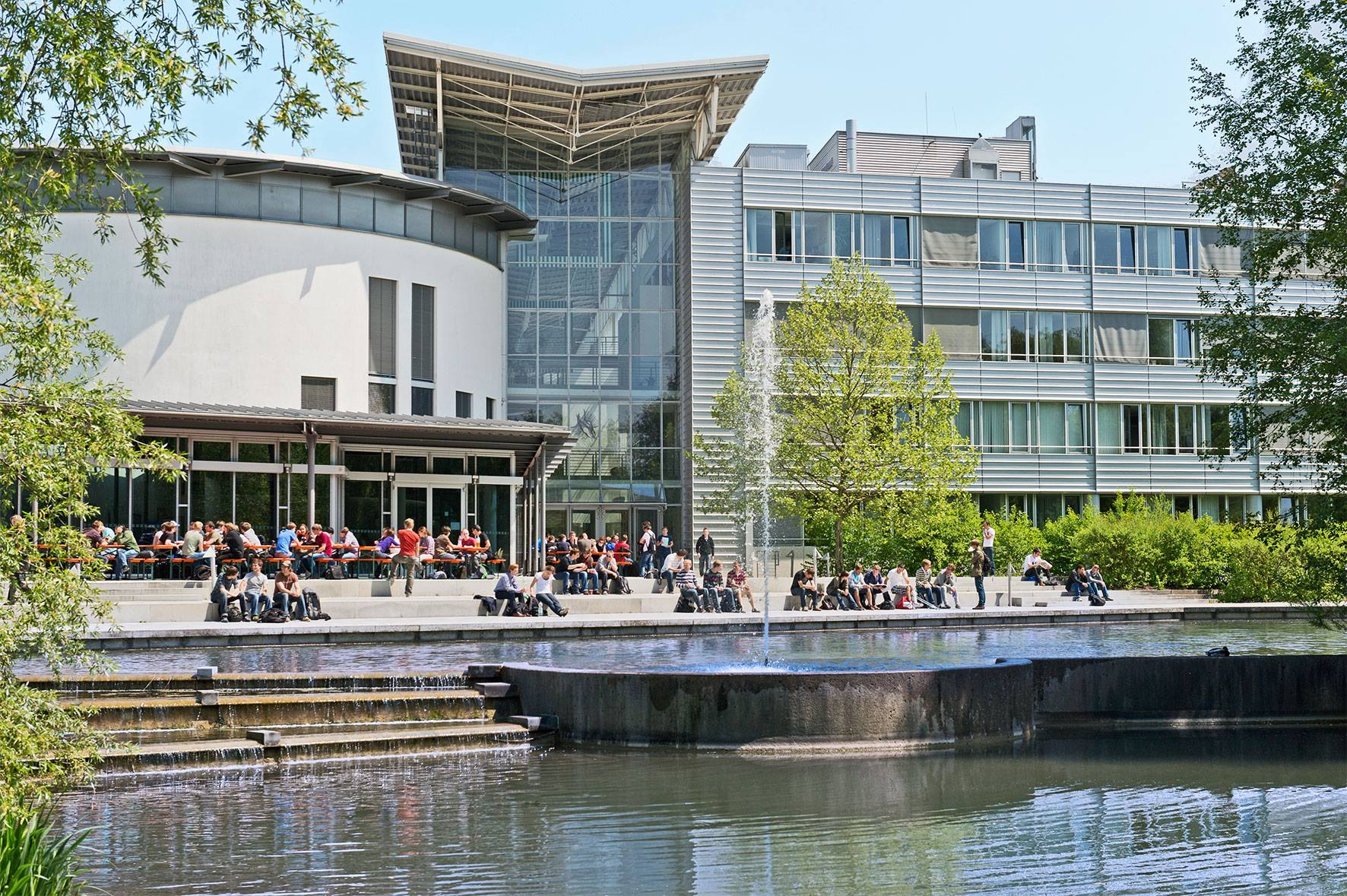 Technical University of Munich - TUM Campus