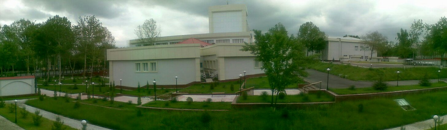 The Gubkin Russian State University of Oil and Gas - RGU Campus