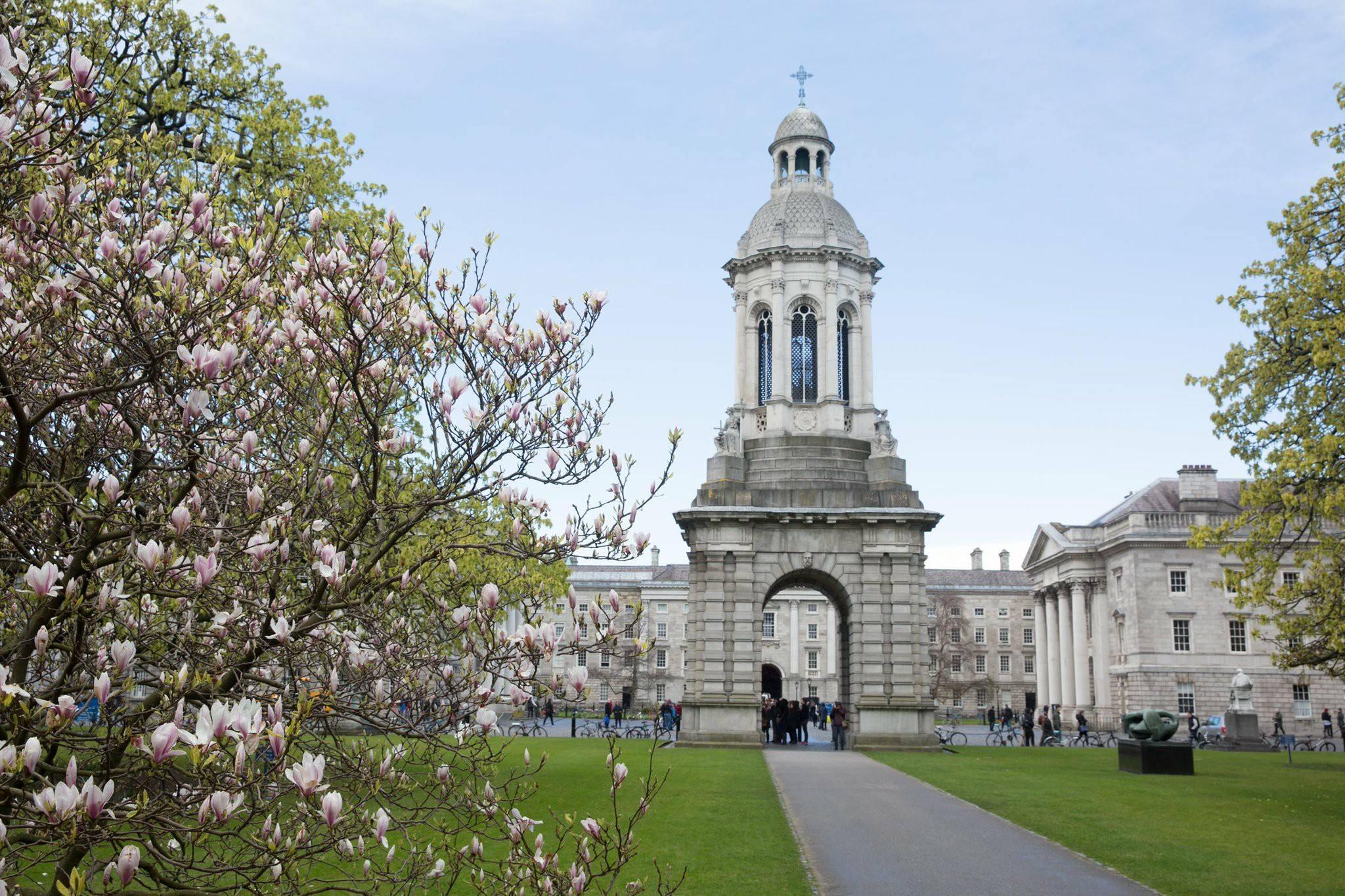Trinity College Dublin - TCD Campus
