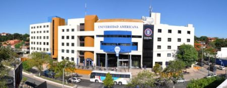 Universidad Americana - UA Campus