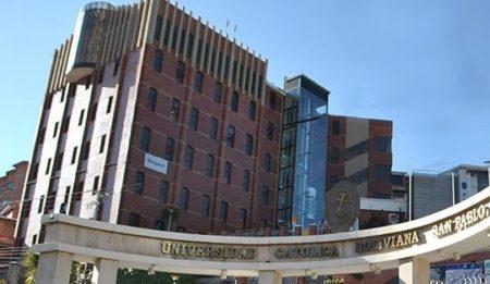 Universidad Católica Boliviana San Pablo - UCB Campus