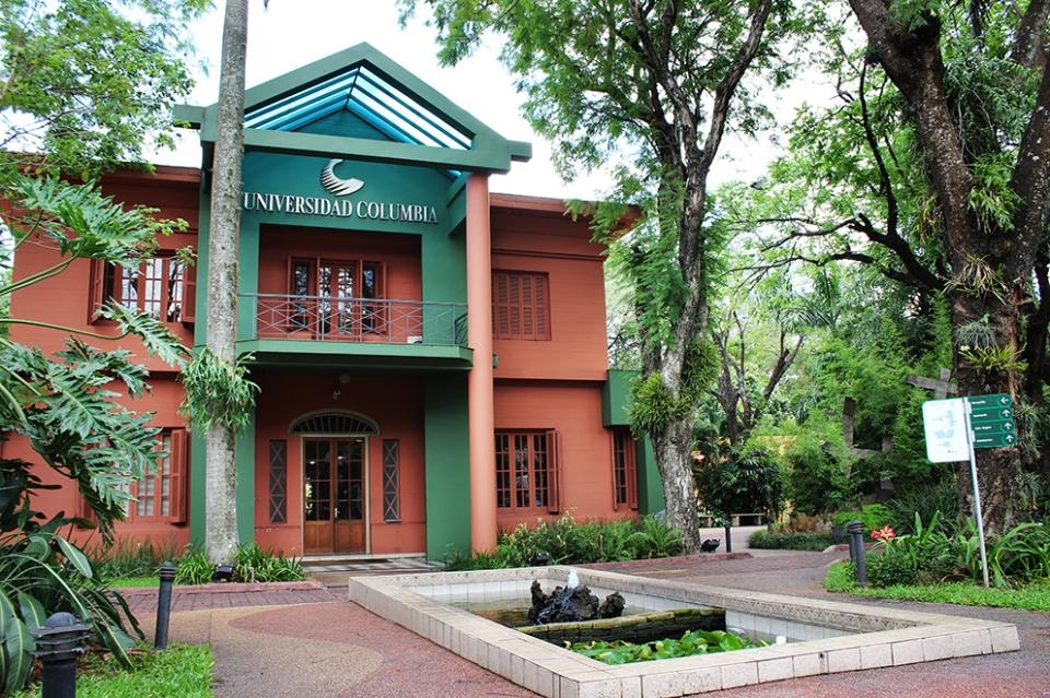 Universidad Columbia del Paraguay Campus