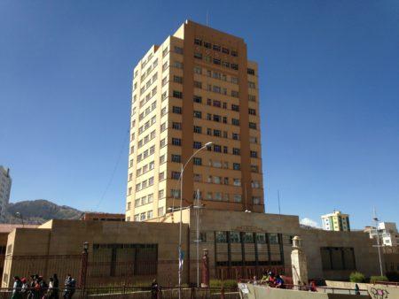 Universidad Mayor de San Andrés - UMSA Campus