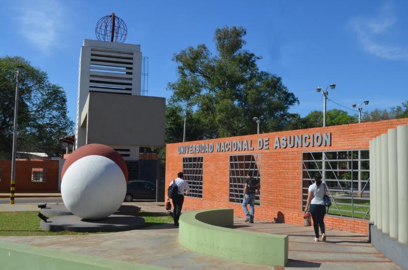 Universidad Nacional de Asunción - UNA Campus