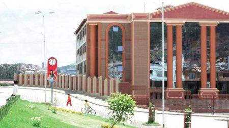 Universidad San Francisco Xavier de Chuquisaca - USFX Campus