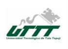 Universidad Tecnológica de Tula-Tepeji - UTTT logo