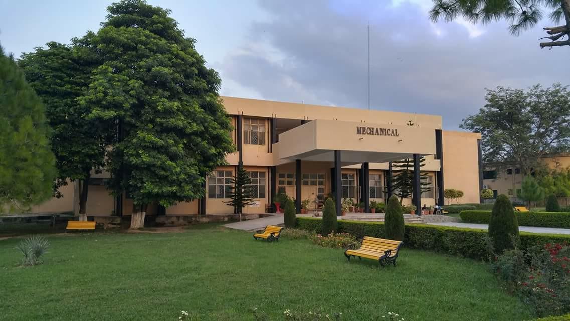 University of Engineering and Technology Taxila  - UET Campus