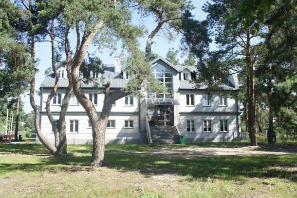 University of Euroregional Economy - WSGE - campus