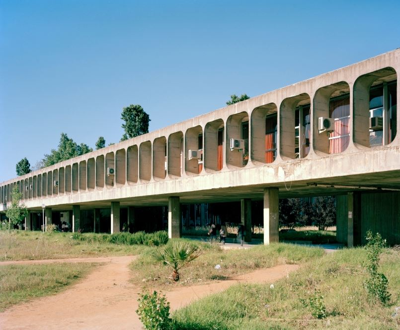 University of Science and Technology Houari Boumediene - USTHB Campus