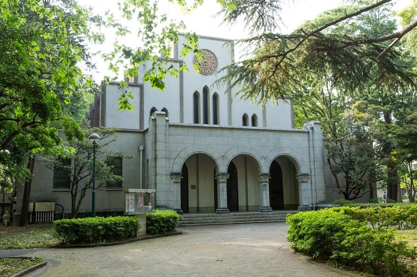 University of Tokyo - TMU Campus