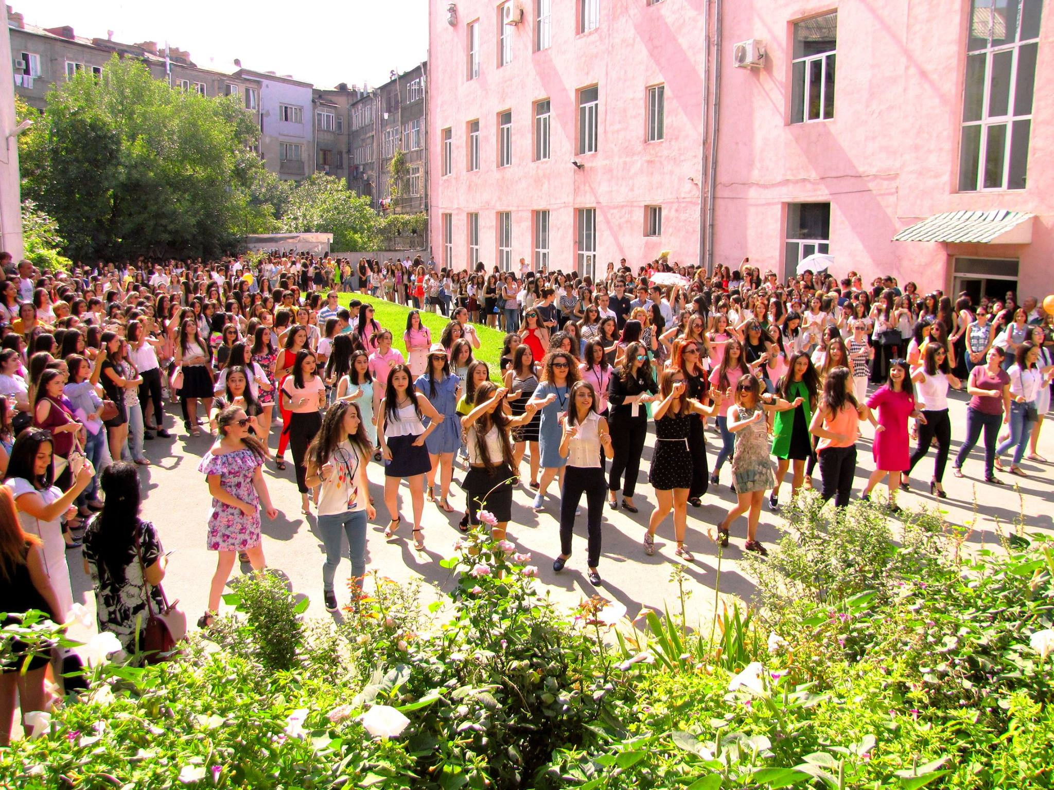 Yerevan Brusov State University of Languages and Social Sciences - YSLU Campus