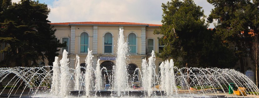 Yildiz Technical University Campus