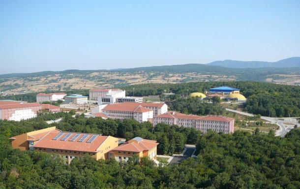 Abant İzzet Baysal University – AİBU Campus