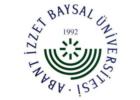 Abant İzzet Baysal University - AİBU