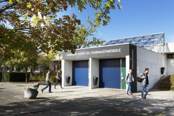 Danish School of Media and Journalism – DMJX Campus