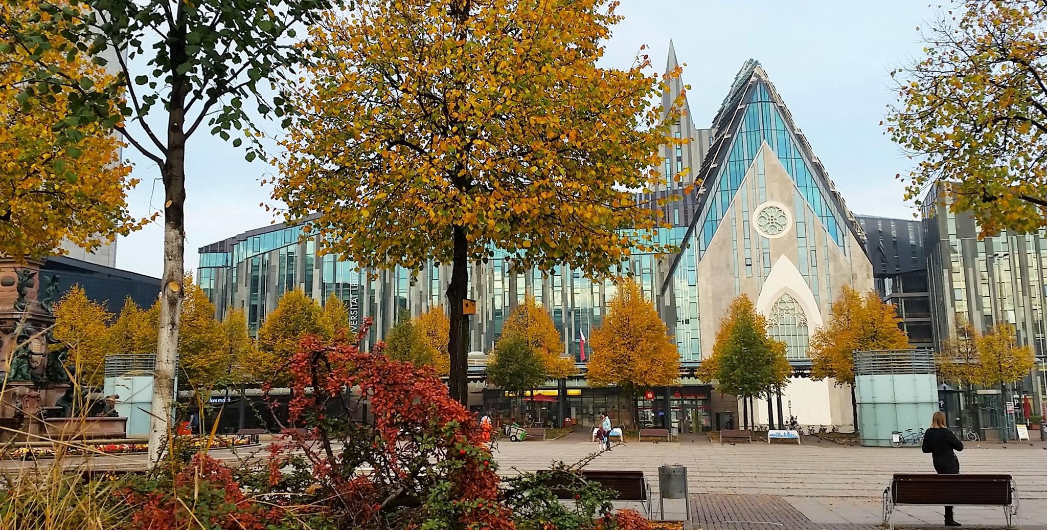 Leipzig University – UniLeipzig Campus