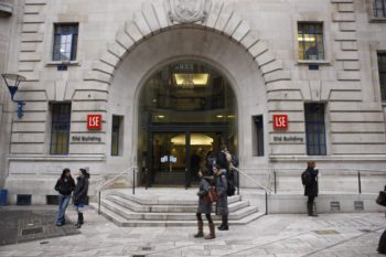 London School of Economics and Political Science LSE v King's College