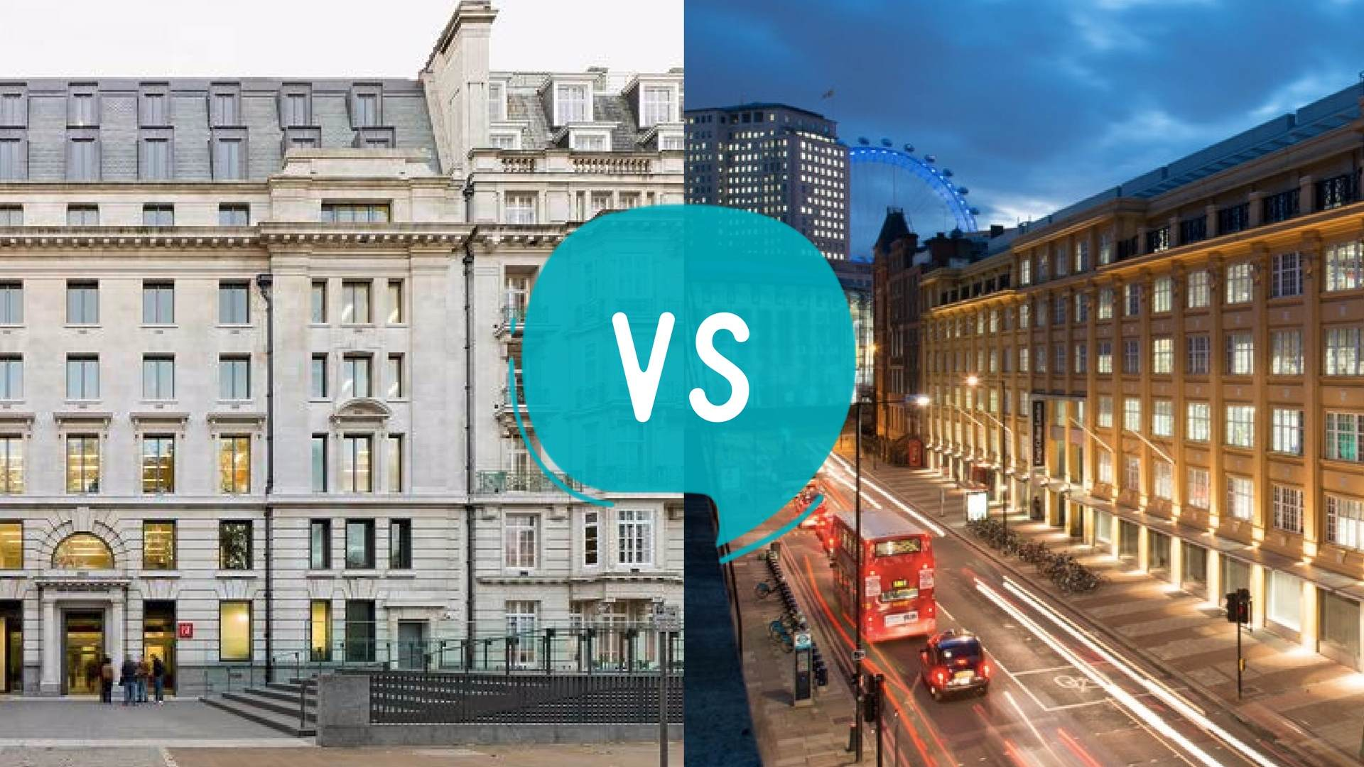 London School of Economics (LSE) Vs King's College London ...