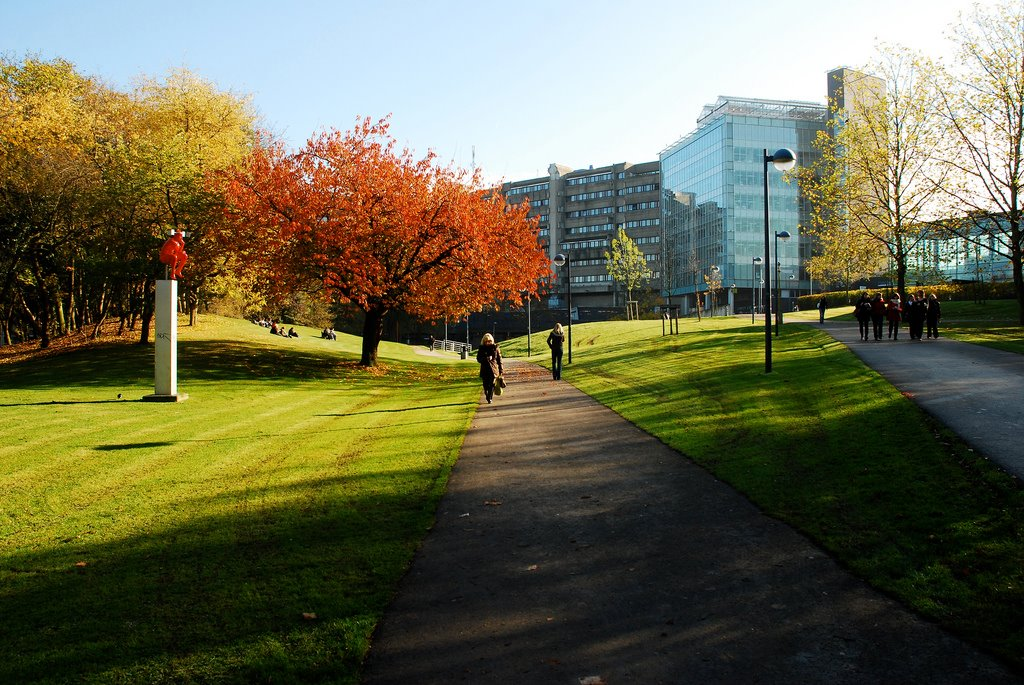 The Free University of Brussels - VUB Campus