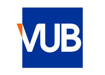 The Free University of Brussels - VUB logo