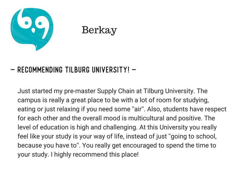 TU Delft VS Tilburg University